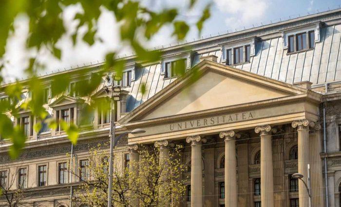 2019.04.01 - Universitatea din Bucuresti, exterioare - 17