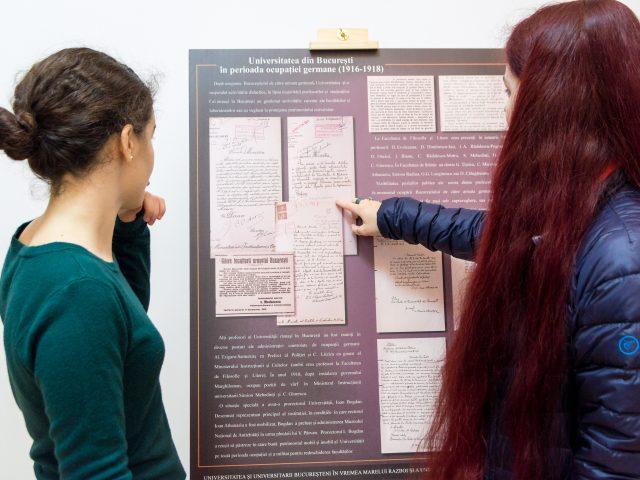 2019.02.25 - Muzeul UB, expozitia mobila in Fac de Filosofie - 098