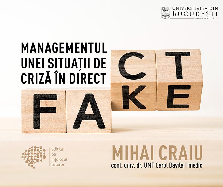 afiș Mihai Craiu format știre