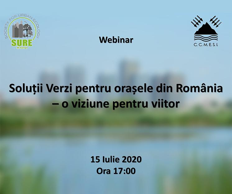 poză știre soluții verzi pentru orașele din România
