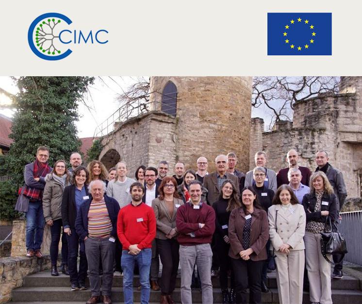 Cercetători în cadrul CIMC