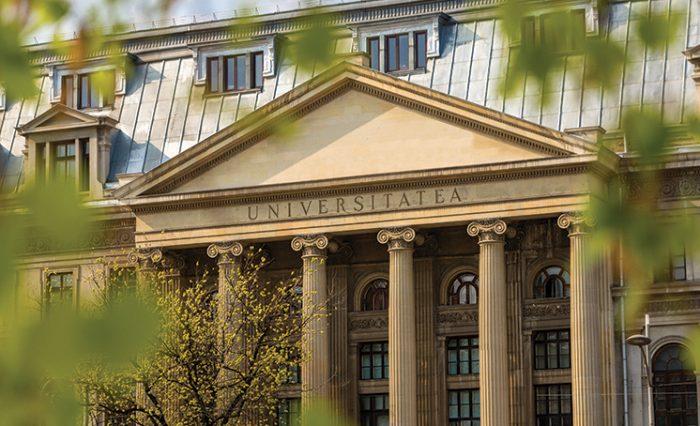 Palatul Universității din București